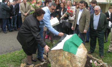 Los Charcones de Moraleja ya lleva oficialmente el nombre de Anselmo Manuel Cores Fernández