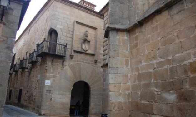 La Diputación de Cáceres celebra la declaración del Palacio de Carvajal como Bien de Interés Cultural