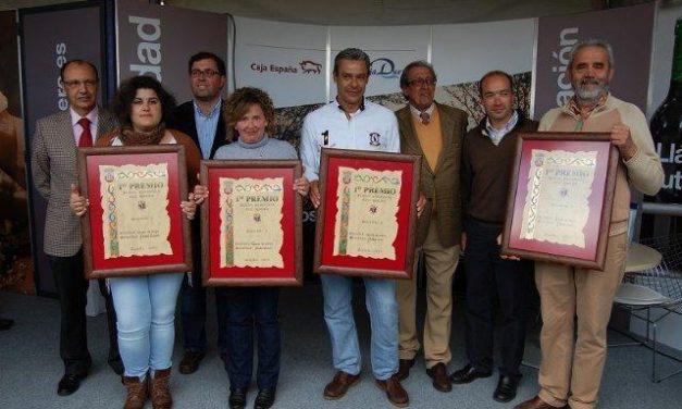 Extremadura acapara los premios de la cata concurso de la XXVII Feria del Queso de Trujillo