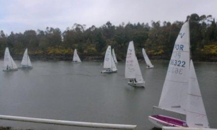 El Campeonato de Clase Internacional Vaurien concluye con la participación de 31 embarcaciones