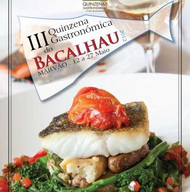 Cocineros de Marvâo presentarán 30 platos en los que el bacalao será el ingrediente fundamental