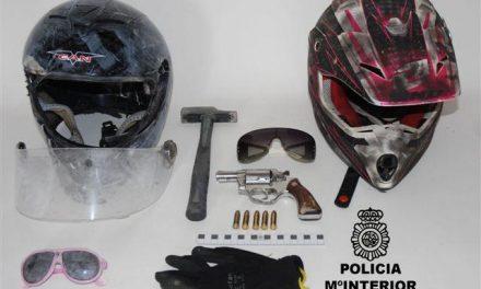 Detenido un segundo individuo por el robo con arma de fuego en la urbanización Guadiana