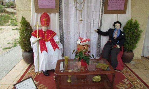 Valencia de Alcántara celebra la festividad de Las Cruces con gran participación popular