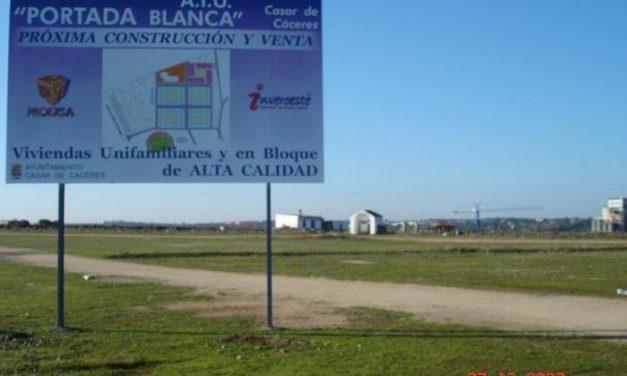 El Ayuntamiento de Casar de Cáceres modifica las normas subsidiarias para construir 240 viviendas
