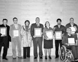 El Calabazón 2007 que dan los medios de comunicación recae en el barrio de Santiago de Don Benito