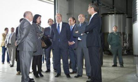El presidente Monago destaca la innovación como apuesta de futuro para el campo extremeño