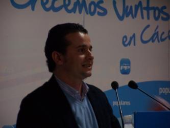 Los populares felicitan a Caselles, nuevo Secretario de Medio Ambiente y Energías del Comité Ejecutivo del PP