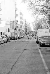 La empresa cacereña Senpa terminará la remodelación de la calle Francisco Pizarro de Almendralejo