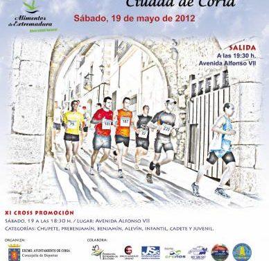 La ciudad de Coria cierra los preparativos para la V Media Maratón que se disputará el próximo día 19
