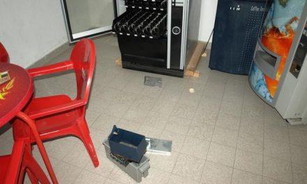Roban y causan numerosos daños materiales en el Pabellón Municipal de Deportes de Moraleja