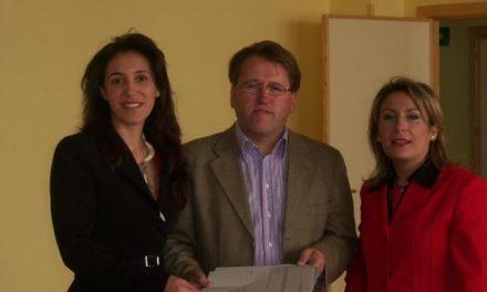 La Caixa concede una ayuda de 3.000 euros para el gimnasio del Centro de Día de Malpartida de Cáceres