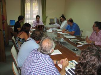La Mancomunidad Sierra de San Pedro aprueba el presupuesto para 2012 que asciende a 1.084.000 euros