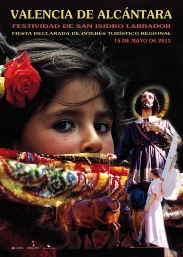 Valencia de Alcántara se prepara para vivir este martes la festividad de San Isidro, de interés turístico regional