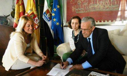 Cáceres renueva la cesión a la Asociación contra el Cáncer de un inmueble para pacientes en tratamiento