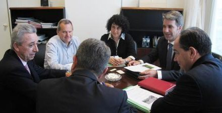 El Gobierno de Extremadura apoya el proyecto de un grupo australiano en la mina La Parilla de Santa Amalia