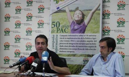 UPA-Uce presenta en Extremadura la campaña '50 años de Política Agraria Común'