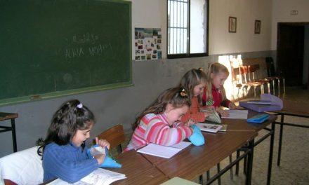 El Partido Socialista reclama la mejora del colegio público