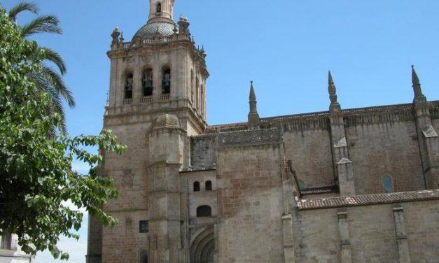 Patrimonio autoriza las actuaciones de restauración de la Catedral de Coria por importe de 500.000 euros