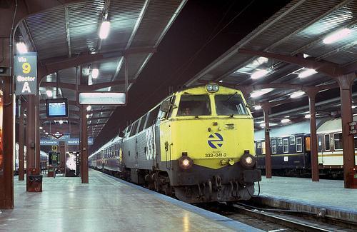 Renfe comunica que el tren-hotel Lusitania Express dejará de pasar por Extremadura