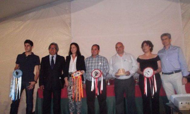 Coria presenta los doce astados que se soltarán en San Juan 2012 como acto previo al inicio de las fiestas