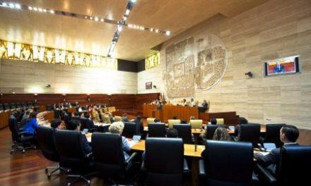 """Monago destaca """"el triunfo de la libertad y el pluralismo político"""" en el XXIX aniversario de la Cámara"""