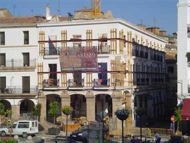 La oferta hotelera de la ciudad de Cáceres aumentará en 384 camas y se incrementará casi un 30%