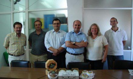 La Denominación Queso de la Serena comercializará sus tortas con los quesos de dos zonas de Portugal