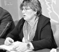 María Josefa Caraballo preside la asociación de mujeres Felisa Tanco de Jerez de los Caballeros