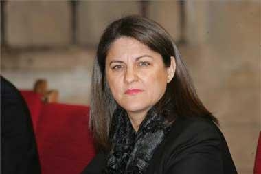 María Antonia Trujillo confía en contribuir con su trabajo a que el Gobierno siga volcándose con Extremadura