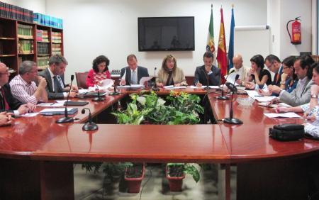 El Consejo Superior del Cooperativismo de Extremadura se reúne por primera vez desde 2006