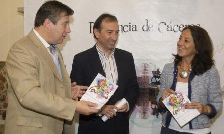 la Diputación promocionará la provincia de Cáceres en León y Santiago de Compostela
