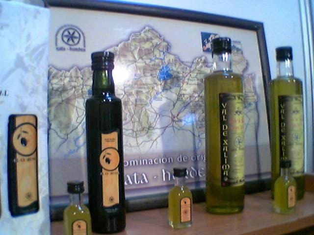 Un grupo de investigación extremeño presenta a la Junta la nariz electrónica del vino y del aceite