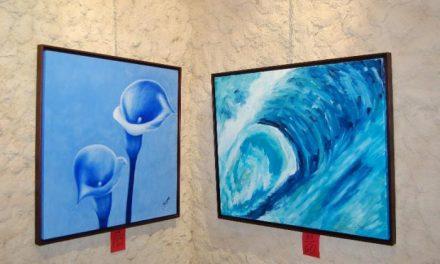 Julio Blázquez muestra su colección 'Naturaleza' en una exposición en la Casa Toril de Moraleja