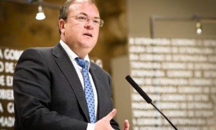 El presidente de Extremadura, José Antonio Monago, pide un impuesto a las transacciones financieras