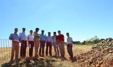 Comienzan las obras de las estaciones depuradoras y colectores de Riolobos y Malpartida de Plasencia