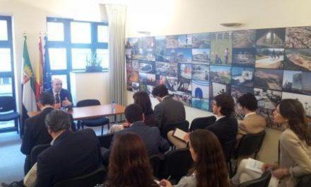 La Oficina de Extremadura en Bruselas explica el funcionamiento de las delegaciones regionales
