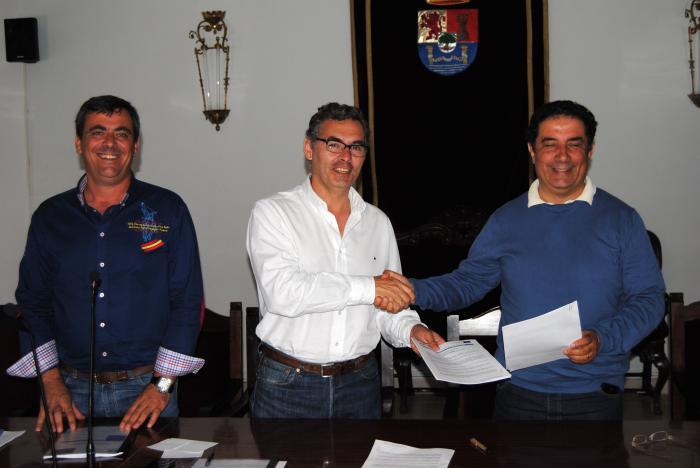 Marvão y Valencia de Alcántara firman un acuerdo para presentar un proyecto conjunto europeo