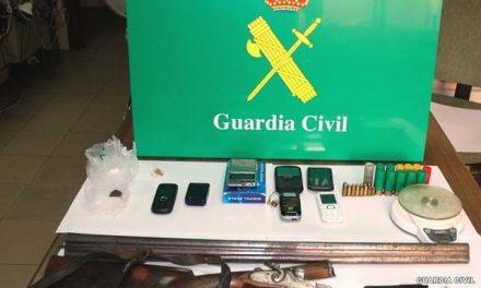 La Guardia Civil detiene en Badajoz y Zafra a un clan familiar por tráfico de drogas y detención ilegal