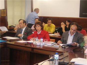 La Junta apoya la creación y desarrollo del centro comercial abierto del casco antiguo de Badajoz