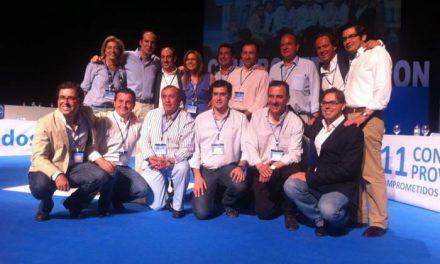 Pedro Caselles y Rubén Blanco formarán parte del organigrama de la Ejecutiva del PP de Cáceres