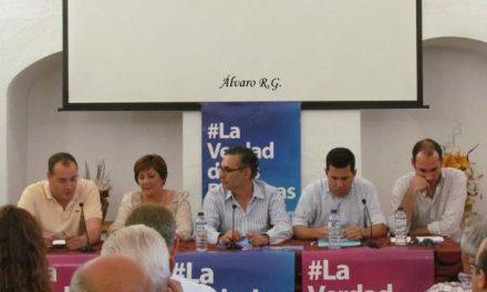 El PP informa en Valencia de Alcántara sobre las medidas adoptadas por el Gobierno central para salir de la crisis