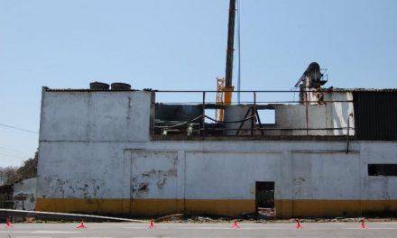 Los Tedax determinan que la explosión de la industria de Moraleja se debió a la elevada presión del depósito