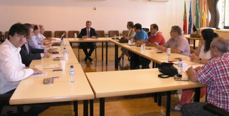 Patronal y sindicatos firman el V Convenio Colectivo Estatal del Sector del Corcho en la sede de Iprocor