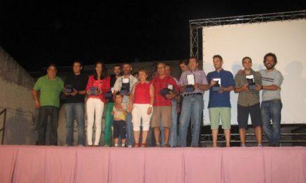 Moraleja celebró la ceremonia de entrega de premios de la tercera edición de la gala del deporte