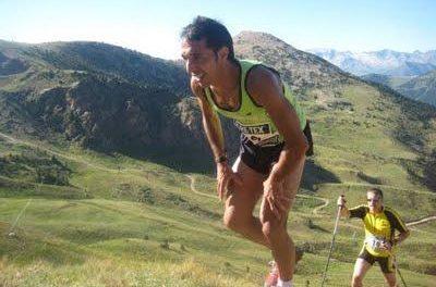 El atleta Pedro José Hernández prepara el «Reto al sol» el 11 de agosto con una carrera de casi 14 horas