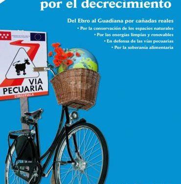 """La marcha """"Pedaleando caminos alternativos"""" de Ecologistas en Acción recorrerá Extremadura"""