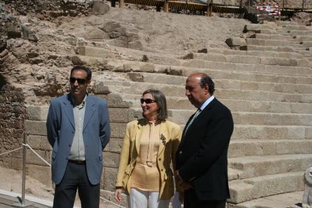 El Teatro Romano de Medellín podrá visitarse con cita previa durante los fines de semana de este verano