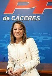 La alcaldesa de Cáceres formará parte de la comisión  para la creación en España de un centro de la Unesco