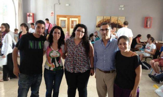 Clausurado con un balance positivo el campamento de personas sordas celebrado en Valencia de Alcántara