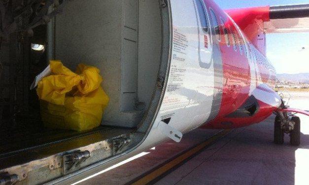 """La aerolínea Helitt se embarca en el transporte """"low cost"""" de carga aérea y mercancías en sus líneas"""
